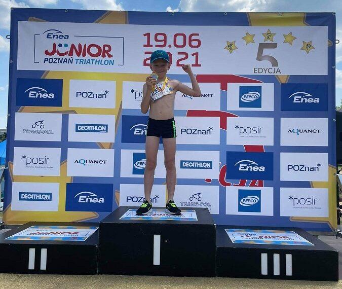 ENEA Junior Poznan Triathlon